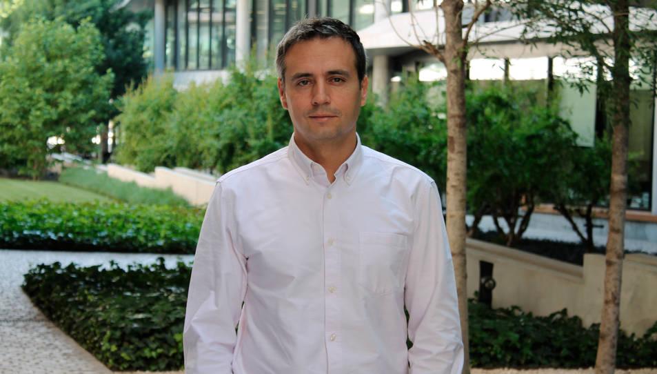 García explica que el client està al centre de totes les innovacions.