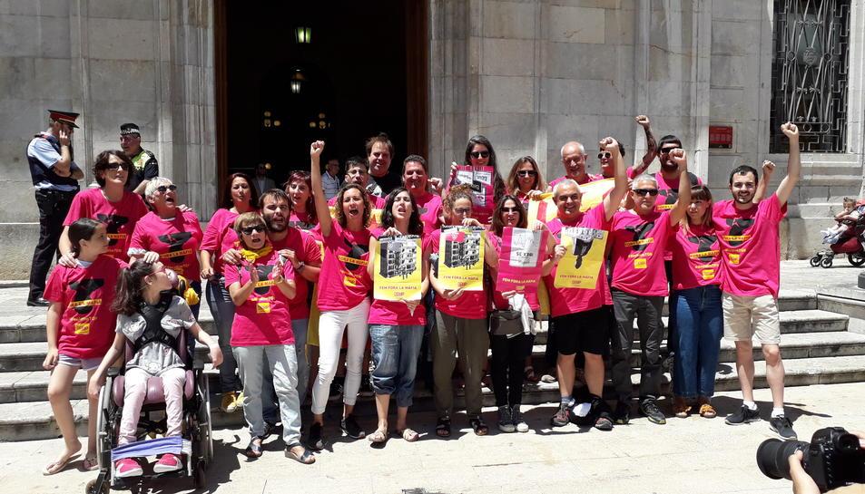 Pau Ricomà agafa el relleu a l'Ajuntament de Tarragona