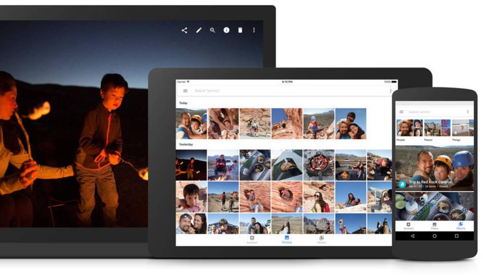 El servei de Google Fotos ja no estarà sincronitzat, automàticament, amb el Drive