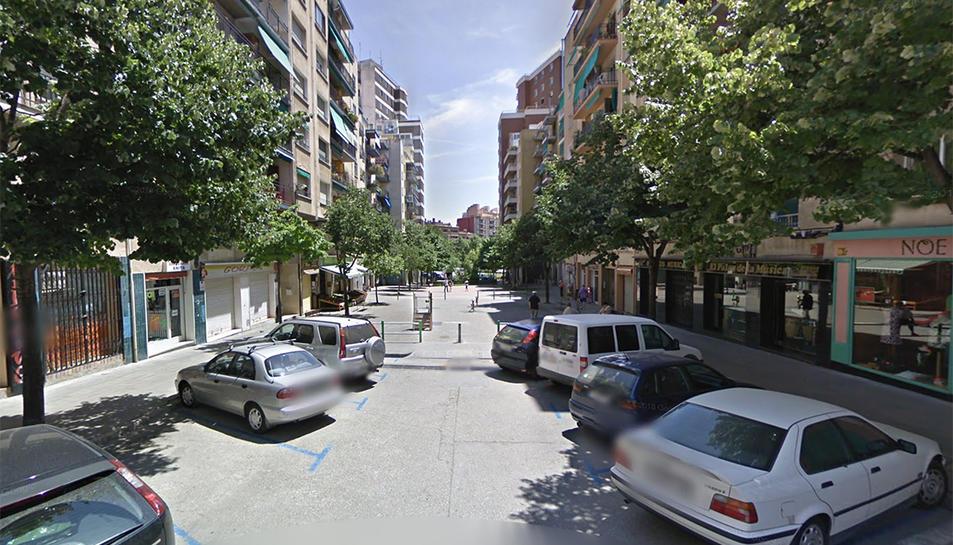 La intervenció va inspeccionar diversos locals de la zona d ela plaça de la Sardana i del Compte de Reus.