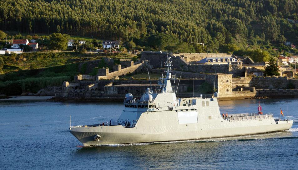 El Furor farà una escala de descans de la tripulació a Tarragona.