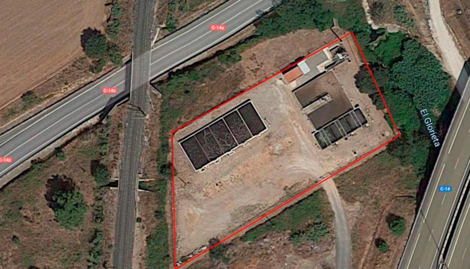 La construcció de la nova depuradora ja es contemplava en el Pla de Conques Fluvials de Catalunya de l'any 1999.