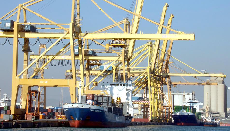 L'Audiència investiga obres realitzades al Port de Barcelona.