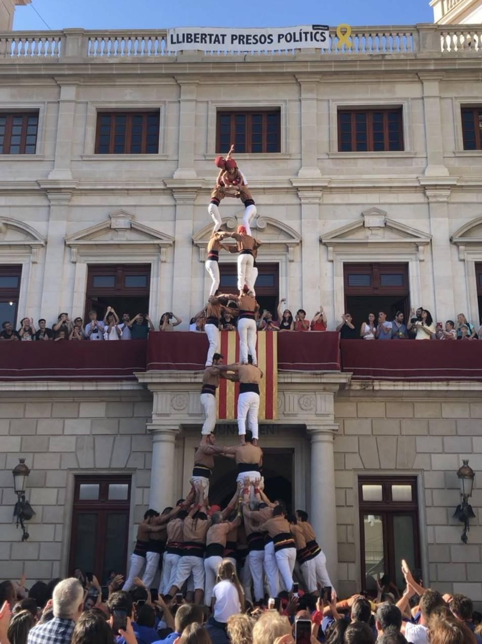 Els de la Vila de Gràcia han completat la primera tripleta de 8 de l'any.