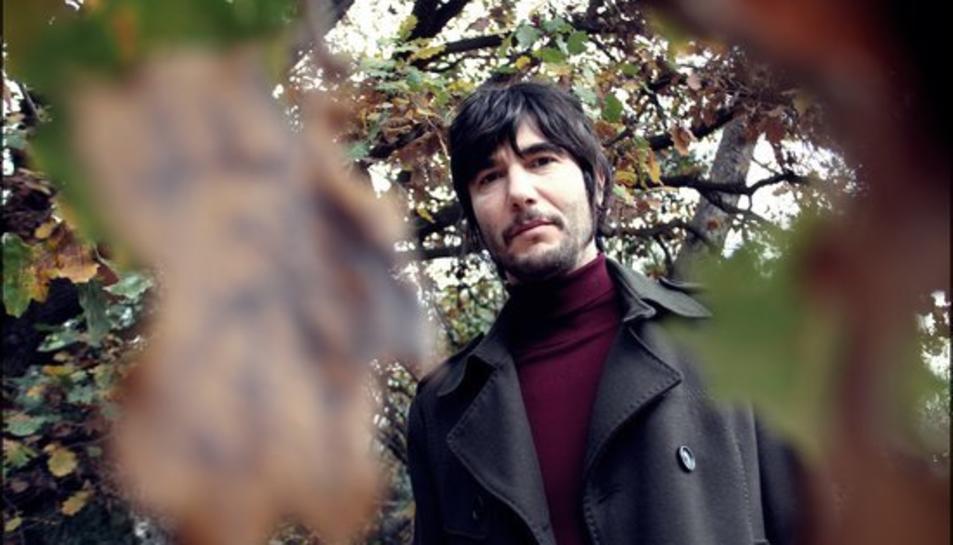 Imatge d'arxiu del músic Joan Masdéu.