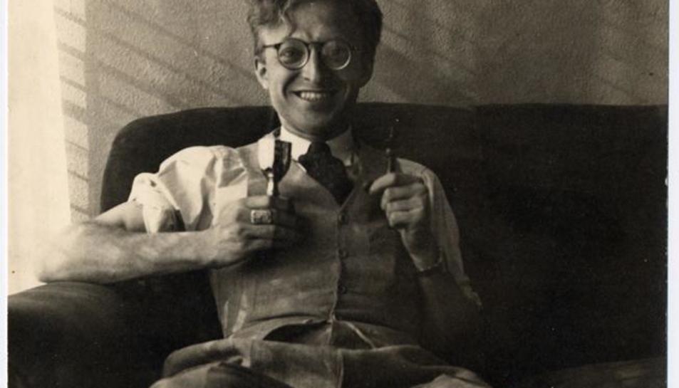 Imatge d'arxiu de Pere Calders.