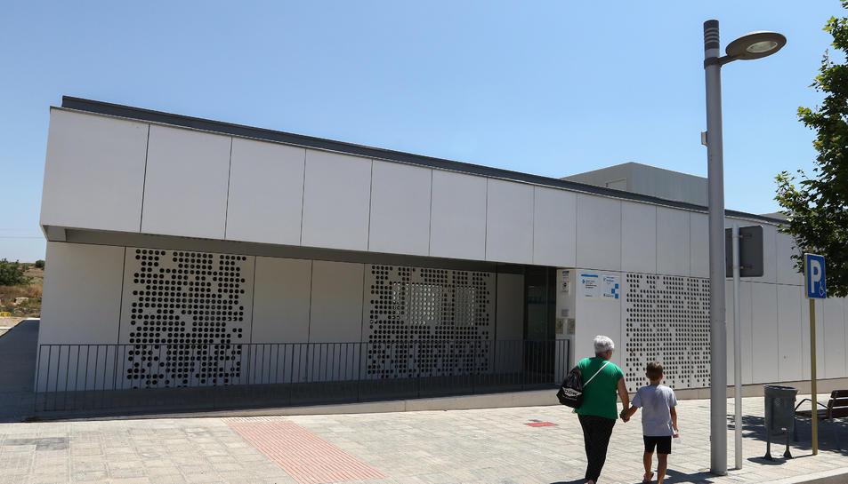 Les obres del CAP van acabar al març de 2018, però no va obrir portes fins un any després.