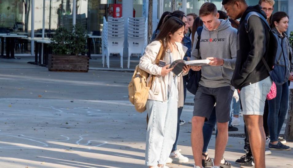 Del 15 al dia 18 juliol els estudiants de primer curs amb plaça assignada podran fer la matrícula a la URV.