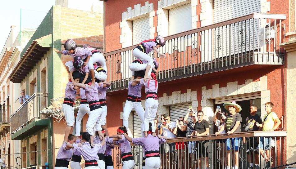 L'estrena del 9 de 8 de la Jove de Tarragona.