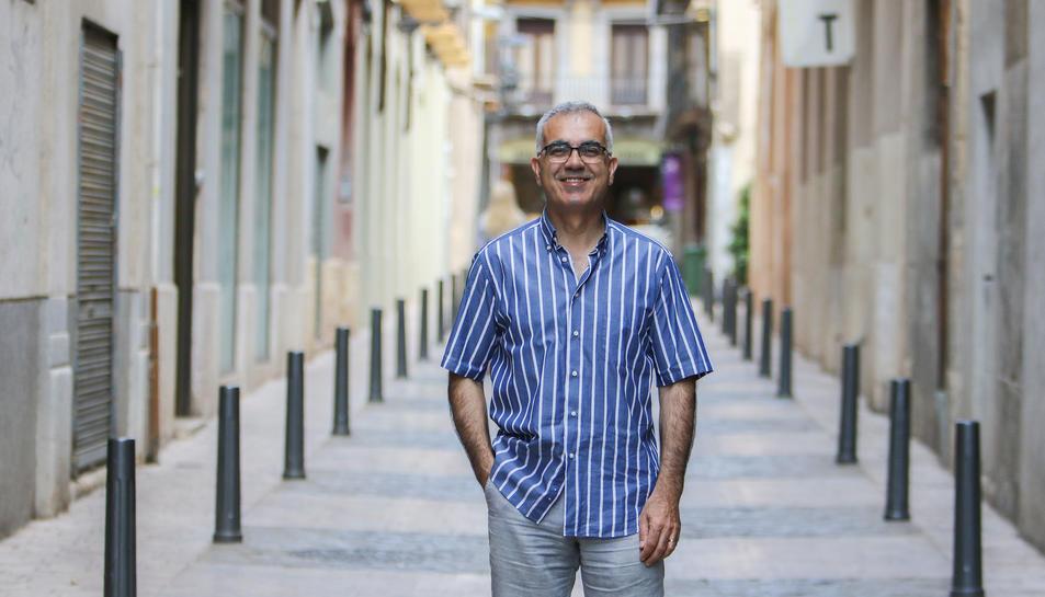 El socialista Andreu Martín creu que el partit, que ha passat de 4 a 6 regidors, «té marge de millora».