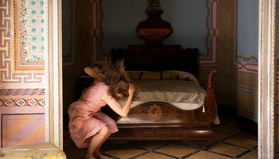 Imatge de l'espectacle 'ANOD' de Dans PXL i Mei Casabona.