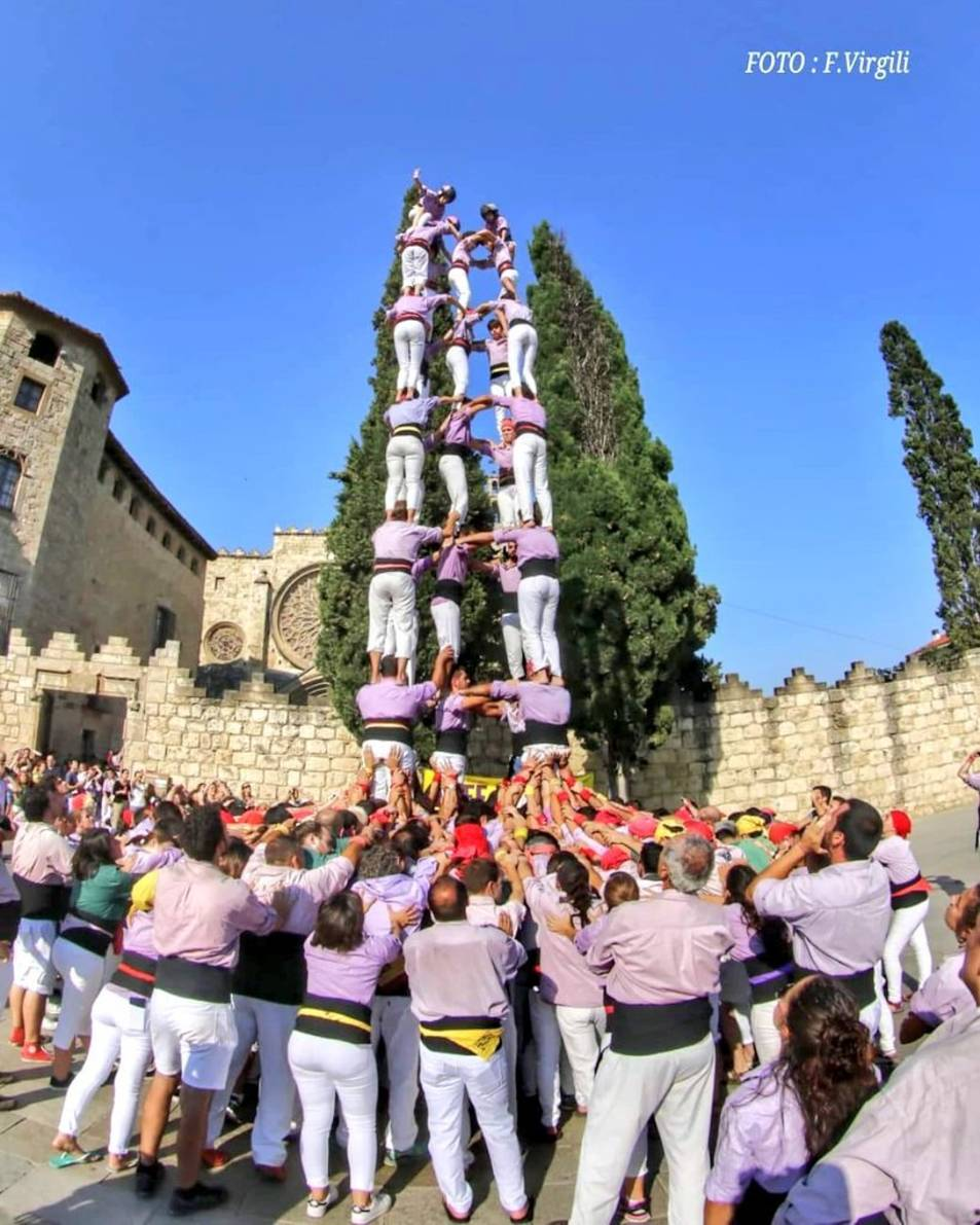 5 de 8 de la Jove de Tarragona.