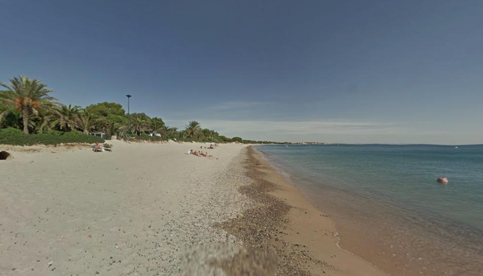 L'ofegament s'ha produït a la platja de la Porquerola.