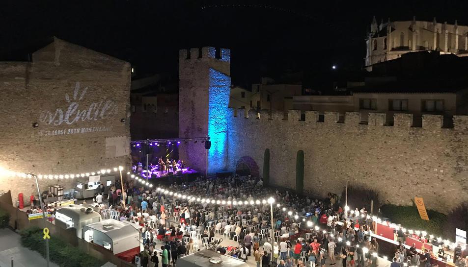 Imatge de l'escenari del festival de l'any passat.