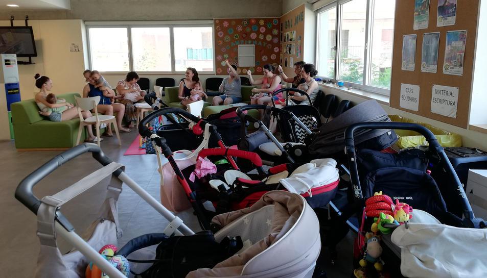 Els participants podran gaudir de tallers, conferències i activitats al voltant de la lactància materna.