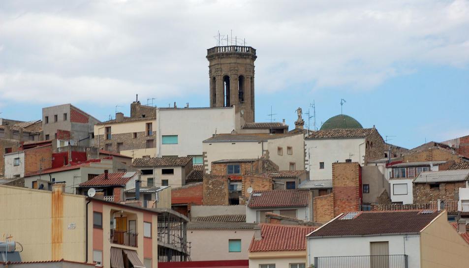 Imatge del municipi de Batea.