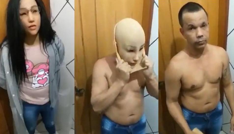 El narcotraficant es va disfressar de la seva filla.
