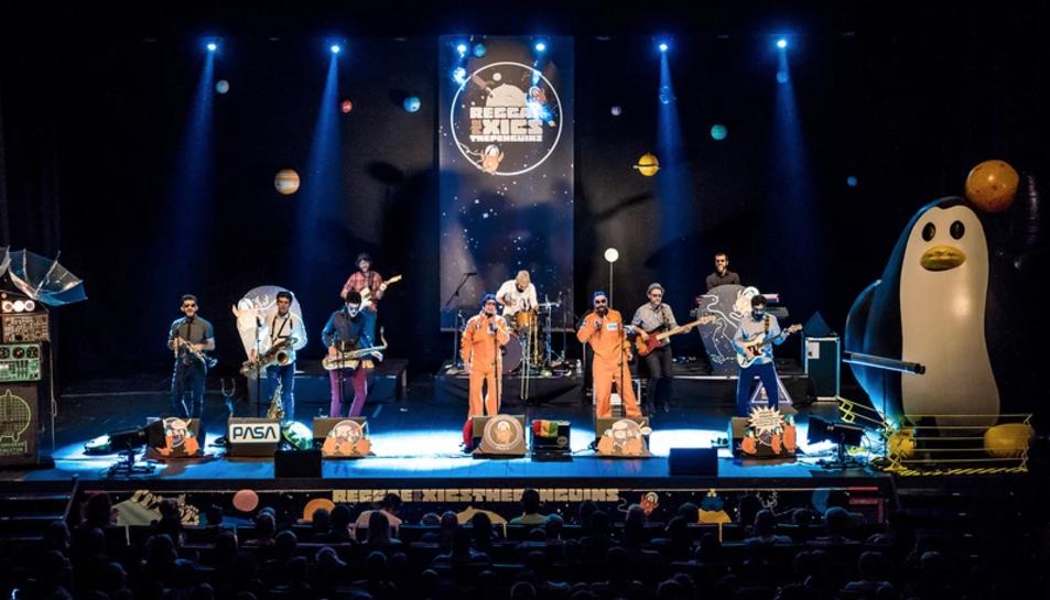 Els Reggae per Xics actuaran al FabrikFest.