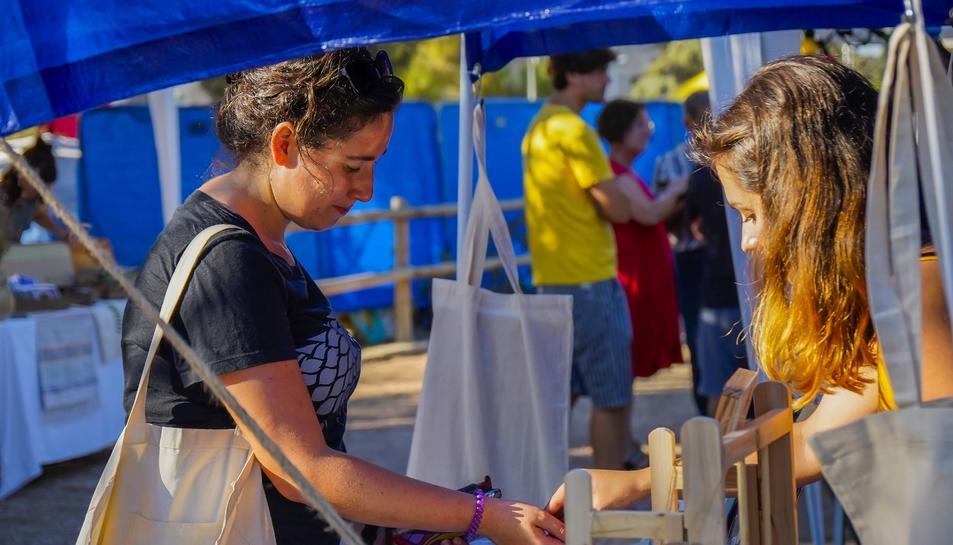 La Imaginada dóna el tret de sortida a Sant Magí 2019