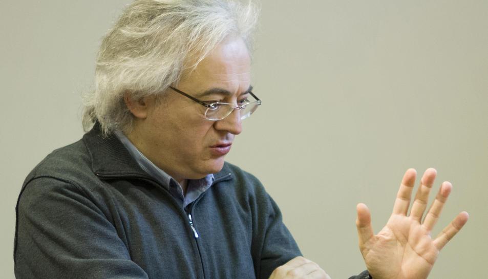 El pianista Jordi Camell és nascut a Llorenç del Penedès.