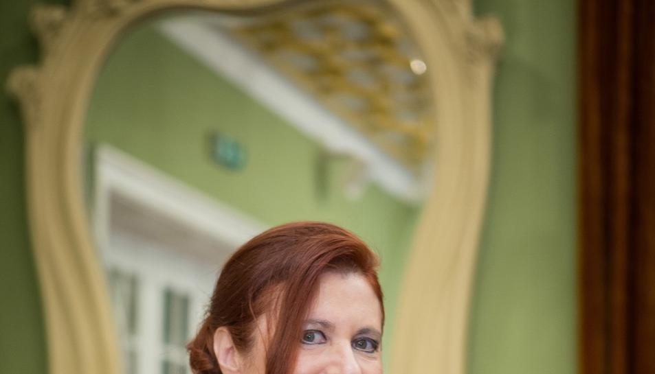 La soprano Sivan Rotem.