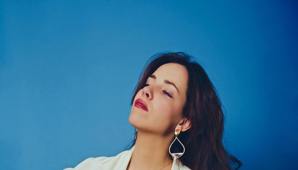 Imatge de la cantant Laura Noah.