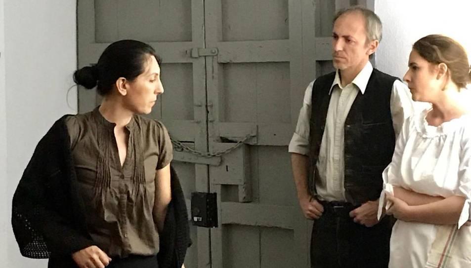 Imatge d'un dels espectacles al