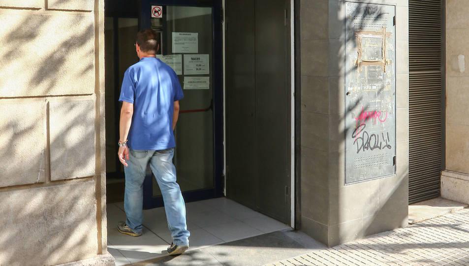 L'oficina de documentació de Reus, al número 9 del carrer Gaudí.