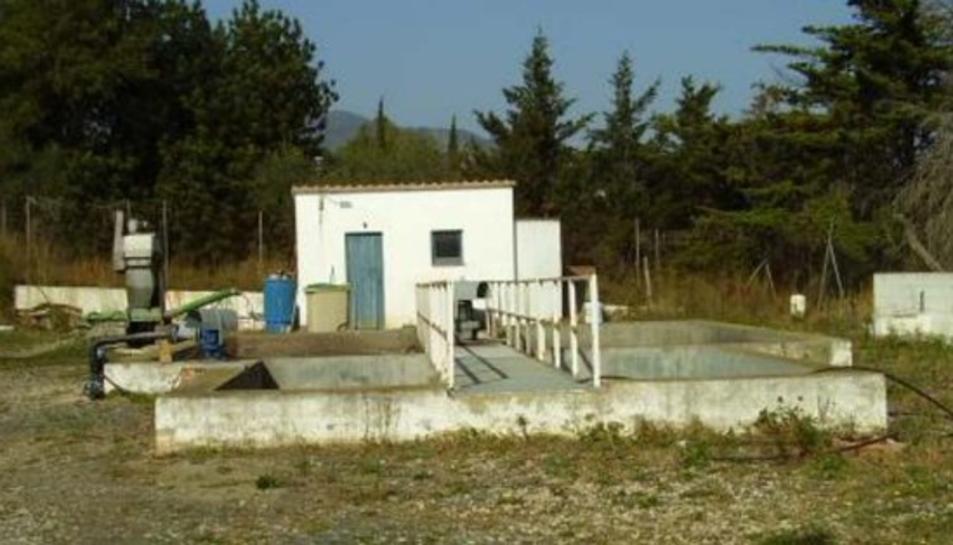 La nova planta estarà ubicada a prop de la depuradora que està actualment en funcionament.