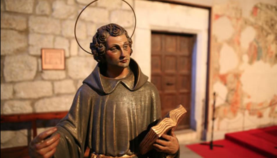 Imatge de Sant Julià, patró de l'Arboç.