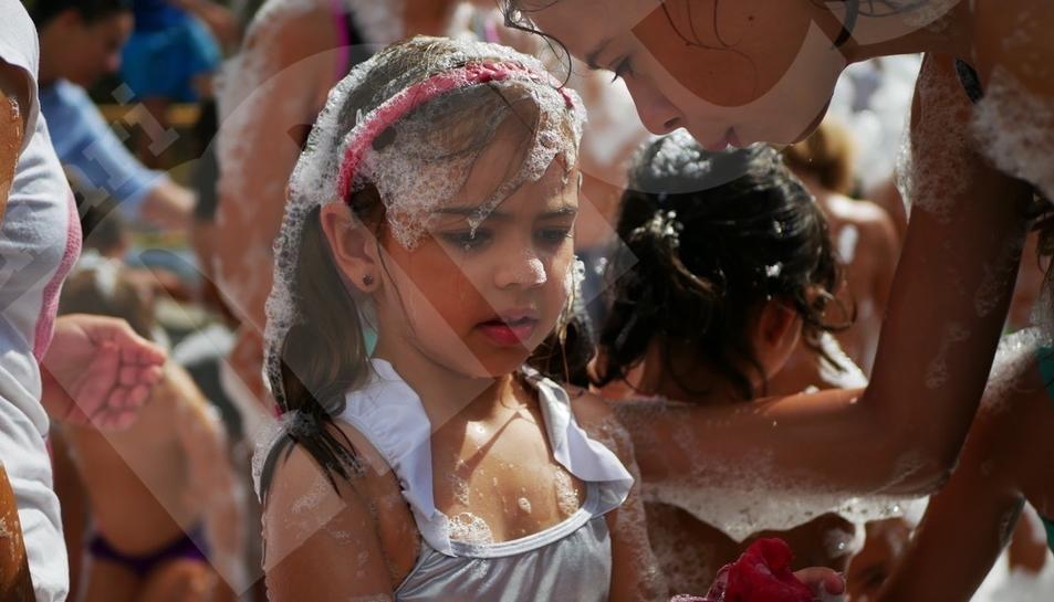 Festa de l'escuma blava (I)