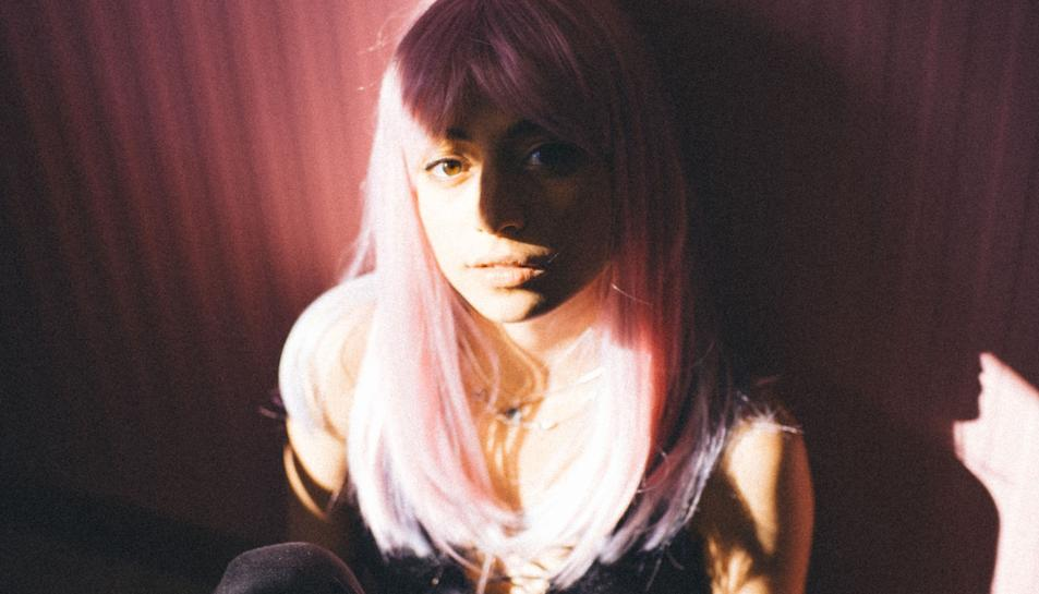 Imatge d'arxiu de la cantant Pavvla.