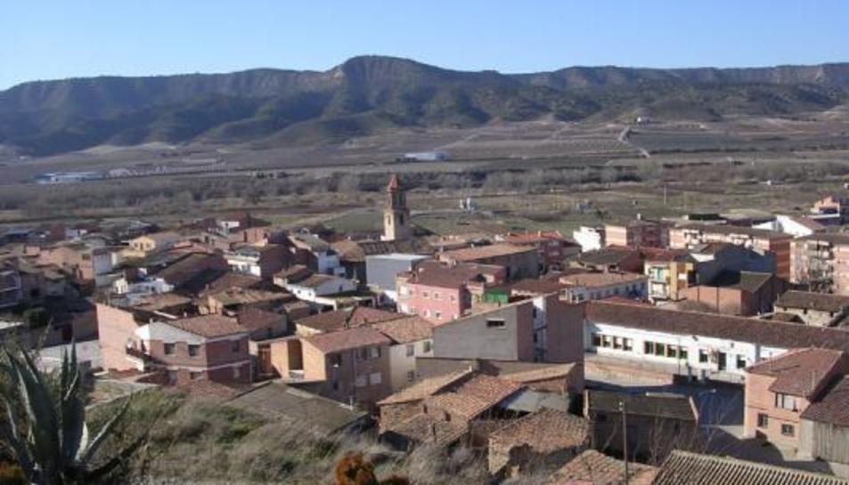 Vista de La Granja d'Escarp.