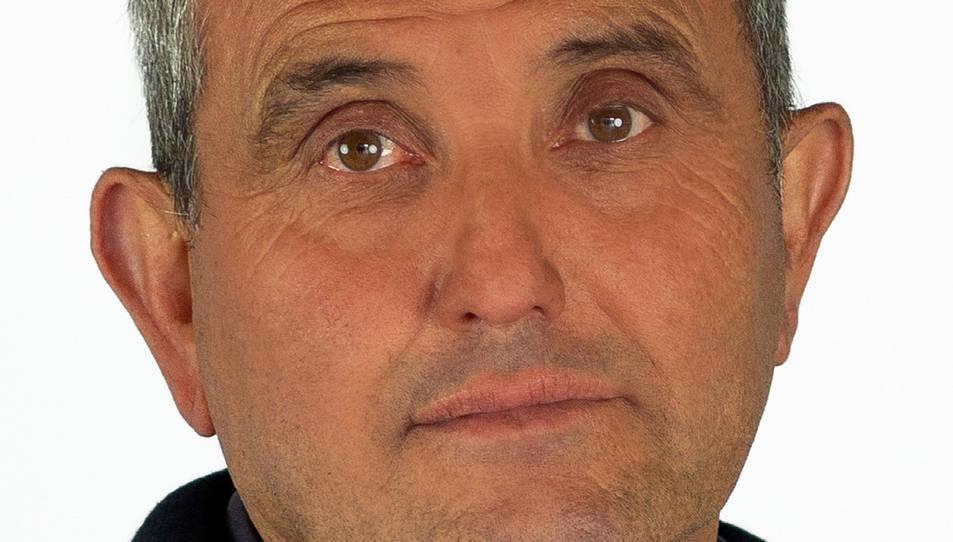 Josep Rabascall, en una imatge d'arxiu.
