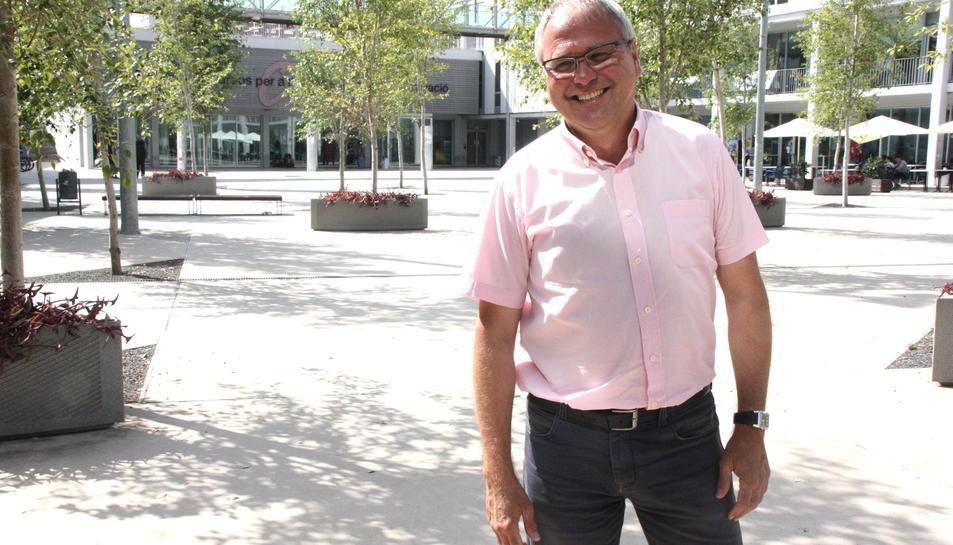 L'exalcalde i exdiputat al Congrés, Félix Alonso, en una imatge del passat juny.