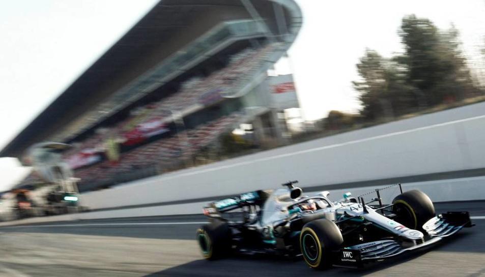 El contracte amb la Fórmula 1 expirava aquest 2019.