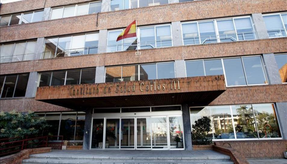 Imatge de l'Instituto de Salud Carlos III de Madrid.