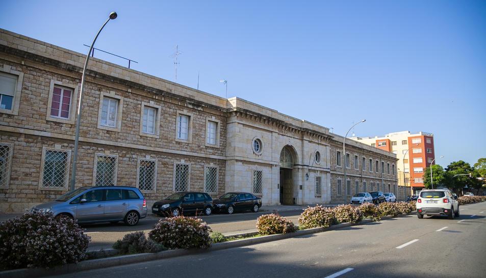 La venda dels terrenys que ocupa l'antiga presó ha de contribuir a finançar la construcció del Fòrum Judicial de Tarragona.