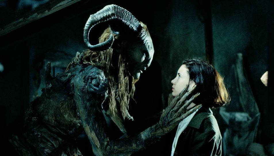 Fotograma de la pel·lícula 'El laberinto del fauno' (2006), de Guillermo del Toro.