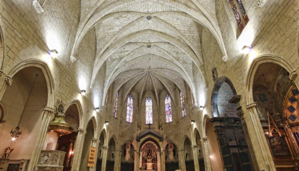 Prioral de Sant Pere de Reus.