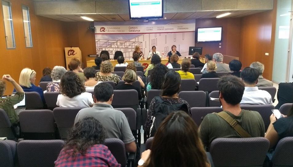 La cita és al Campus Catalunya de la Universitat Rovira i Virgili i hi assisteixen una setantena d'investigadors d'arreu del món.