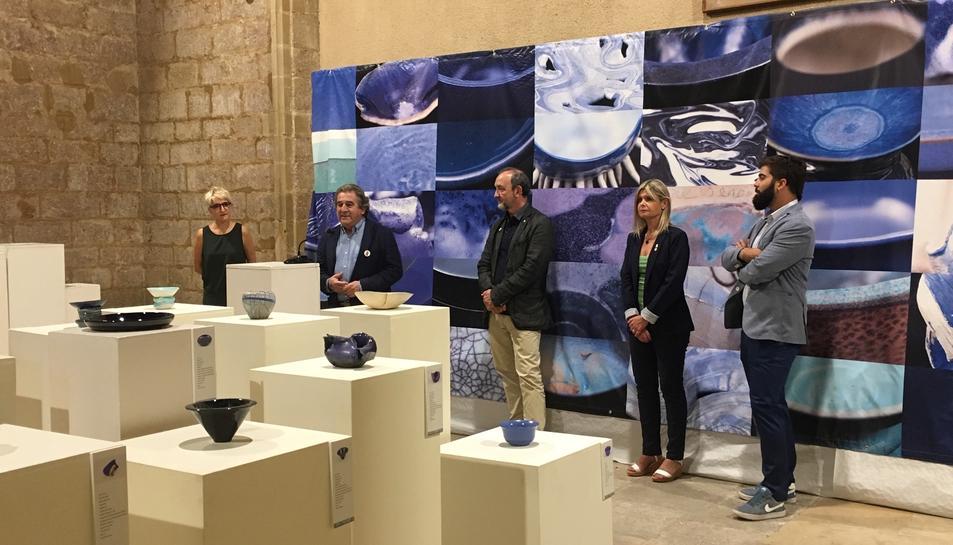 Imatge de la inauguració del Festival Terrània de Montblanc.