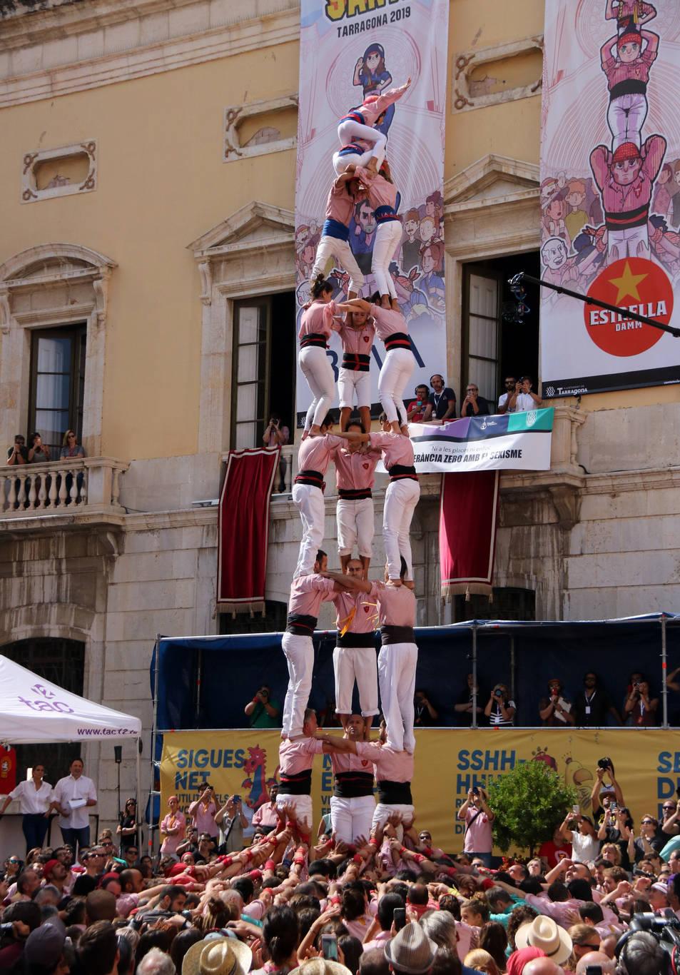 El 3d8 descarregat pels Xiquets de Tarragona.