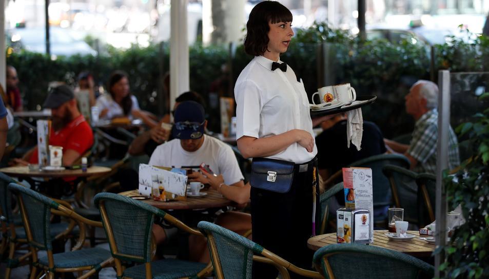 L'atur va augmentar en 54.371 persones a l'agost a tot l'Estat.