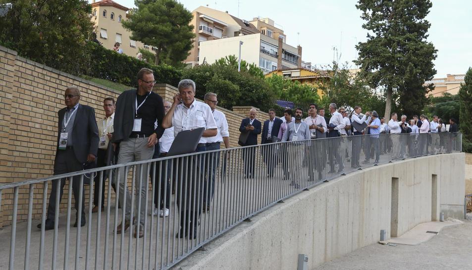 Inauguración PP Transport Symposium