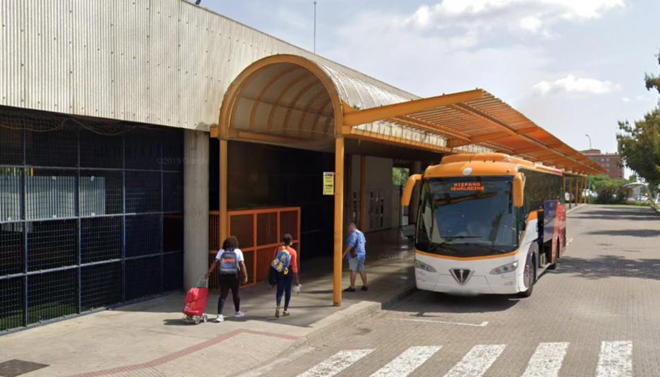 La baralla es va produit a l'estació d'autobusos de Reus.