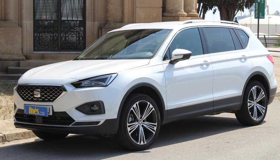 El Seat Tarraco és un vehicle atractiu de línies que tot i les seves dimensions té un  comportament àgil i dinàmic.