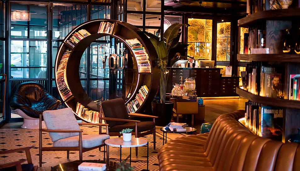 Hotel Only You Atocha, premi CaixaBank Hotels&Tourism al Millor establiment hoteler 2018.