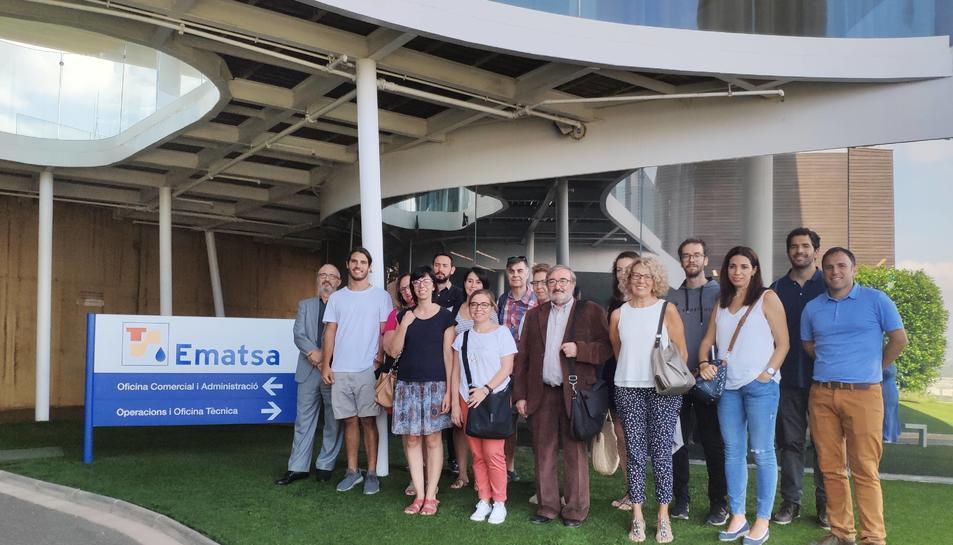 En el programa hi participen deu centres educatius de Tarragona, La Canonja, Els Pallaresos i El Catllar.