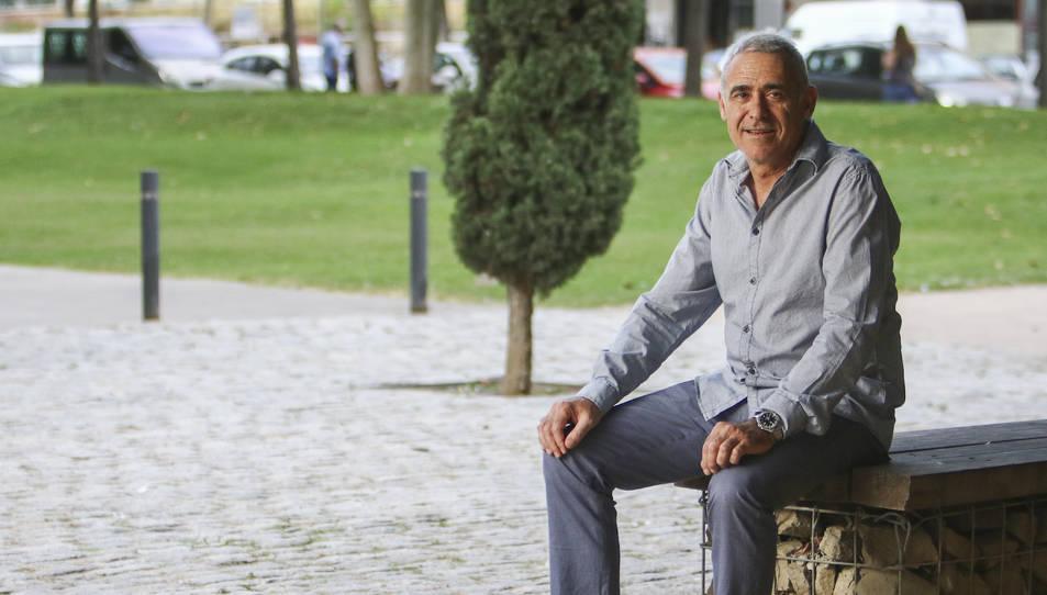 El president de l'entitat la setmana passada a Tarragona.